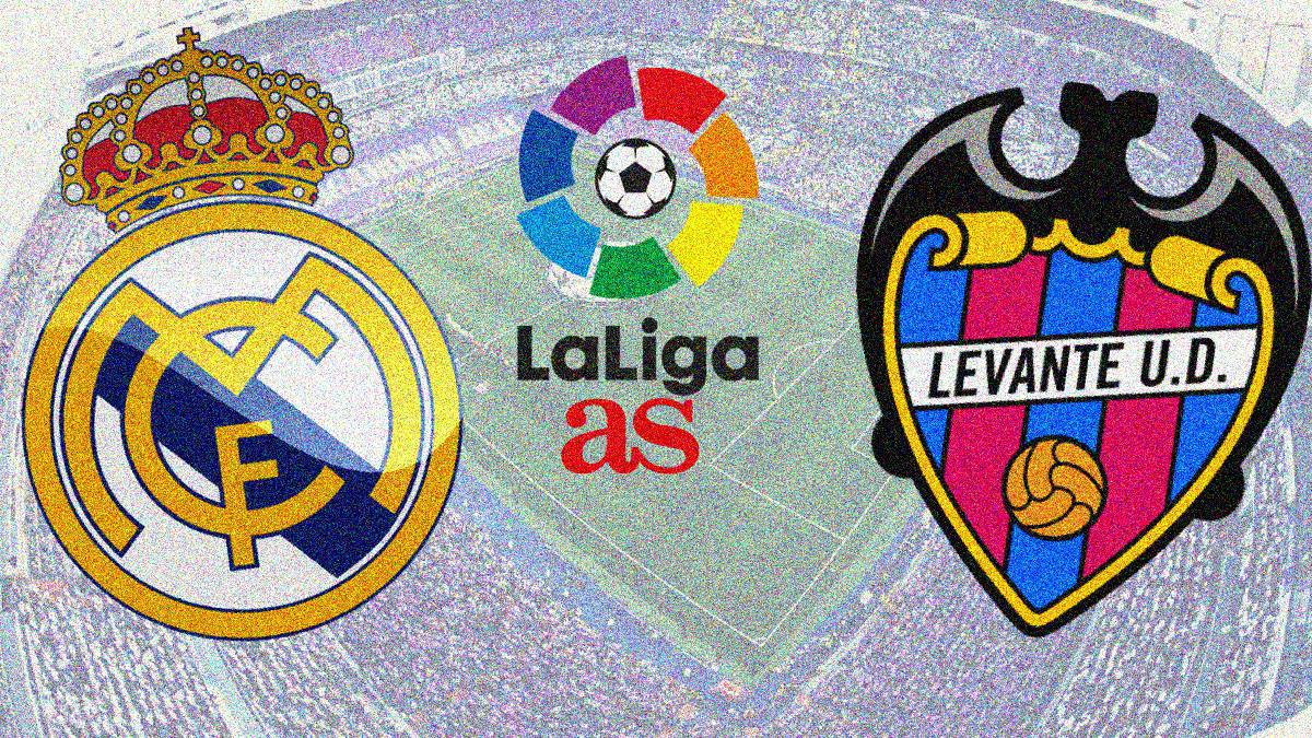 Laliga Santander Real Madrid Vs Levante How And Where To Watch Times Tv Online As Com