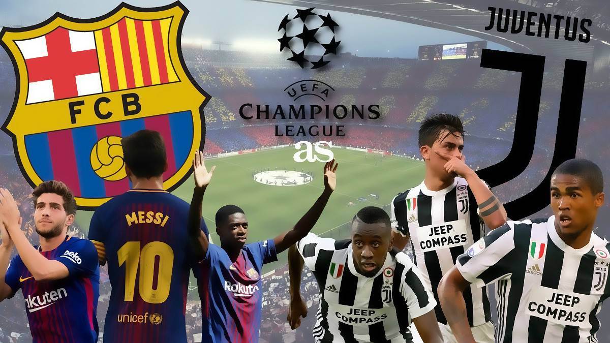 Follow the Barcelona v Juventus live stream online coverage. Champions  League 2017-18 group 832c907da