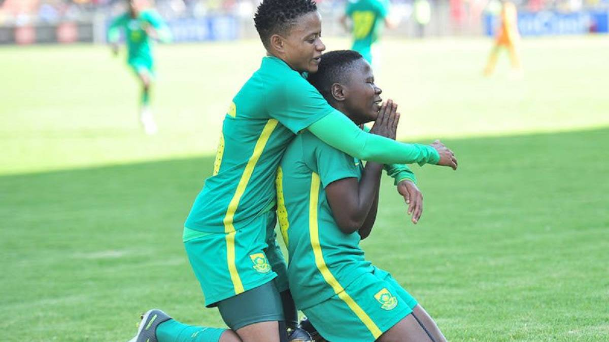 Banyana Banyana advances to Cosafa final