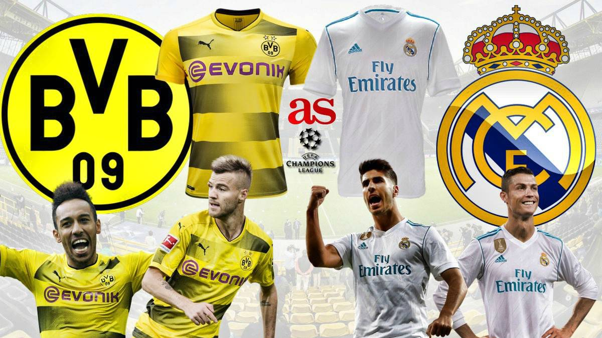 Dortmund Vs Real Madrid Live Stream Score Champions League As