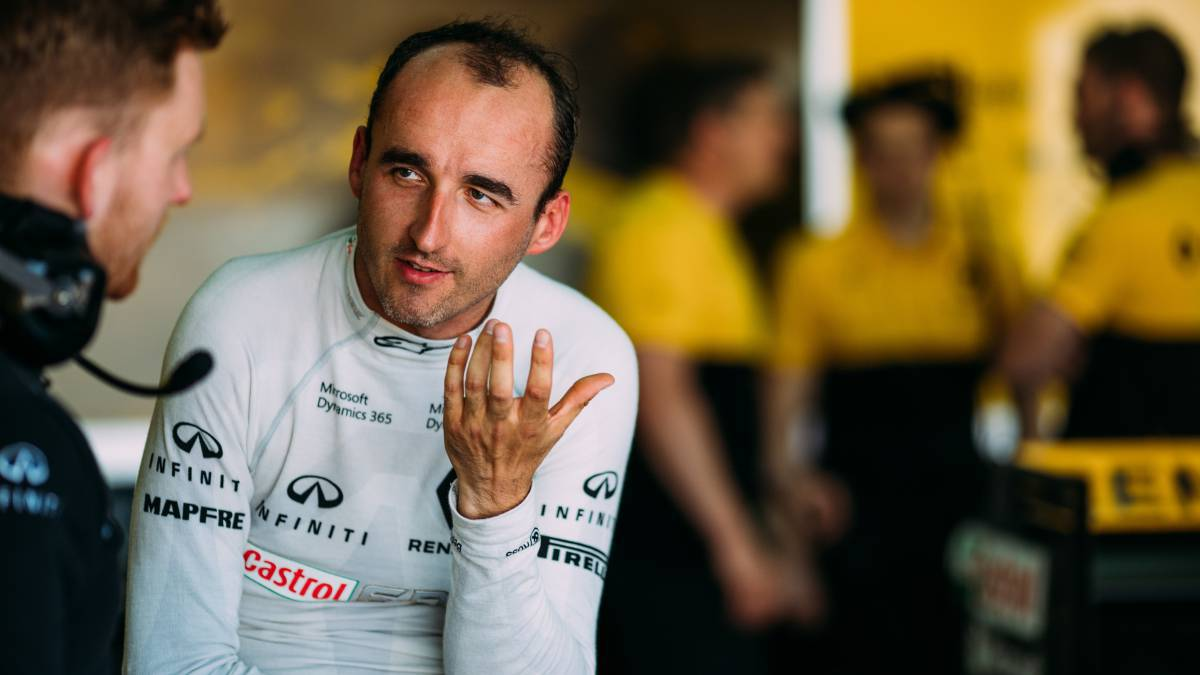Williams narrow potential driver shortlist to Kubica and di Resta