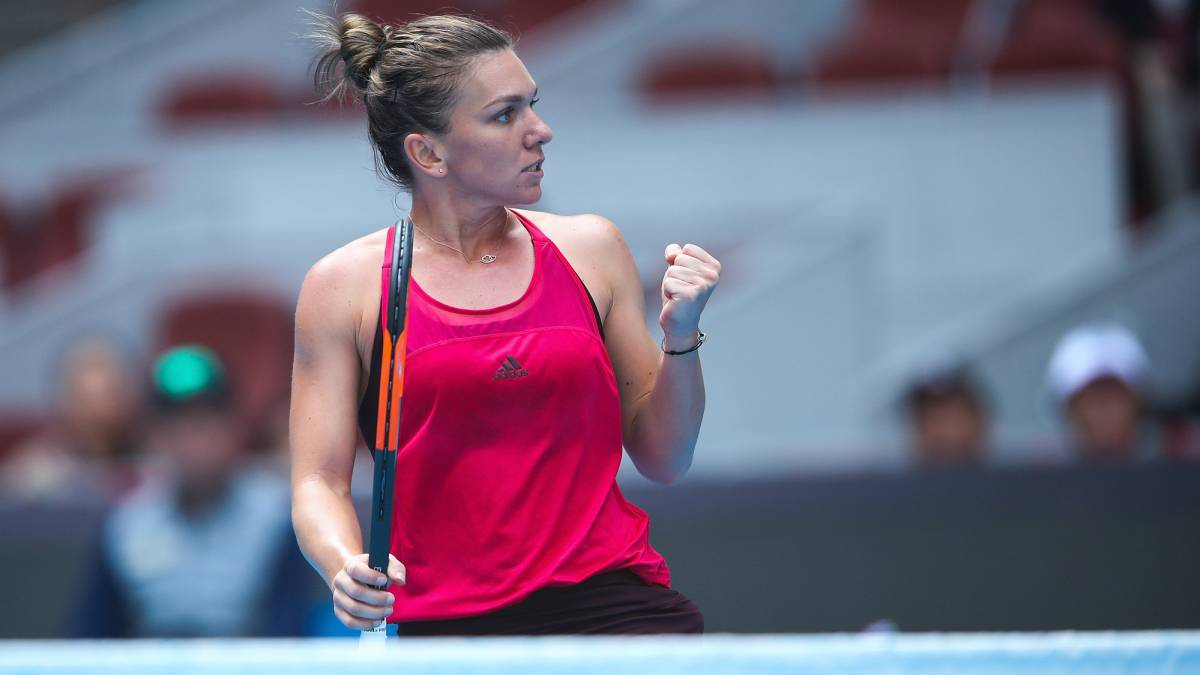 Now for a first Grand Slam, says new number one Halep