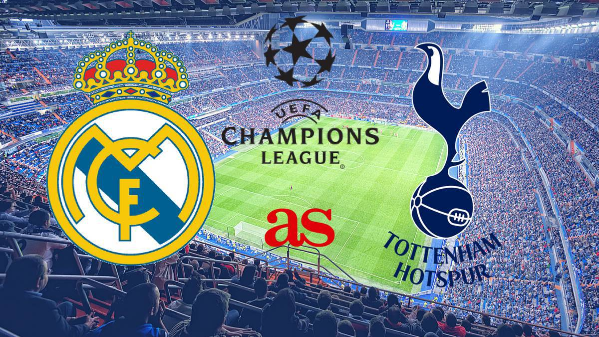 Real Madrid Vs Tottenham Live Stream Online Champions League As