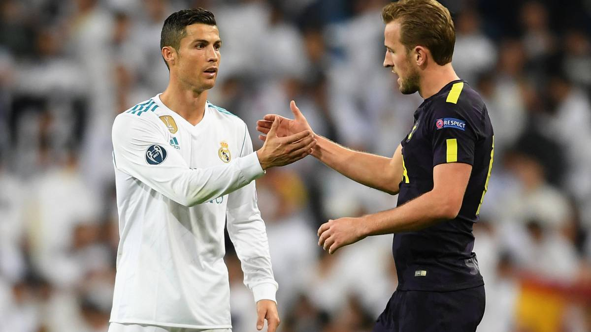 Real madrid 1 1 tottenham champions league result report