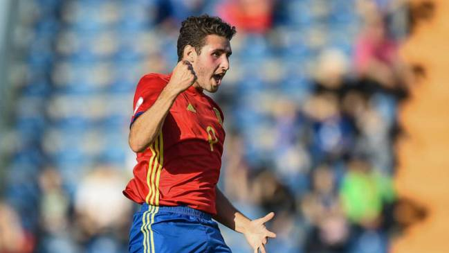 Spain down Mali to set up England showdown