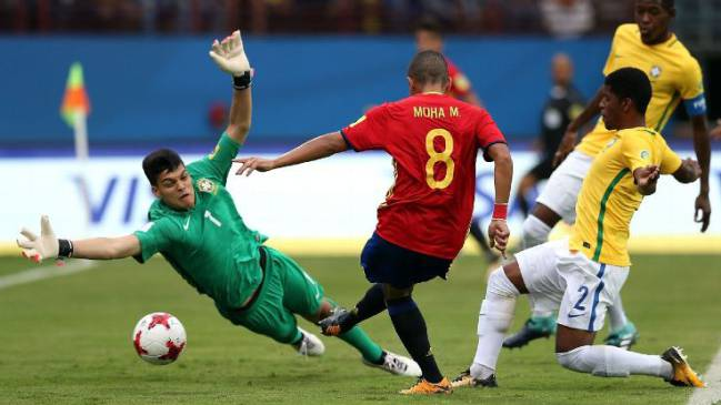 Spain deny Mali another World Cup final