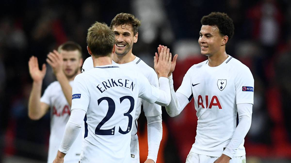 Tottenham 3-1 Real Madrid Champions League  match report c33ed4079