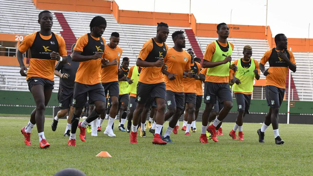 CAF Congratulates Nigeria, Four Other Africa's 2018 World Cup Teams