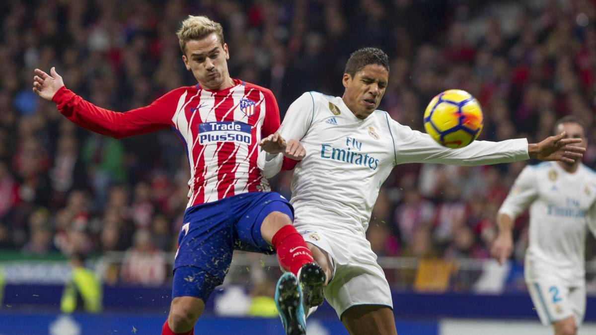 Atlético 0-0 Real Madrid: goals, match report, as it happened