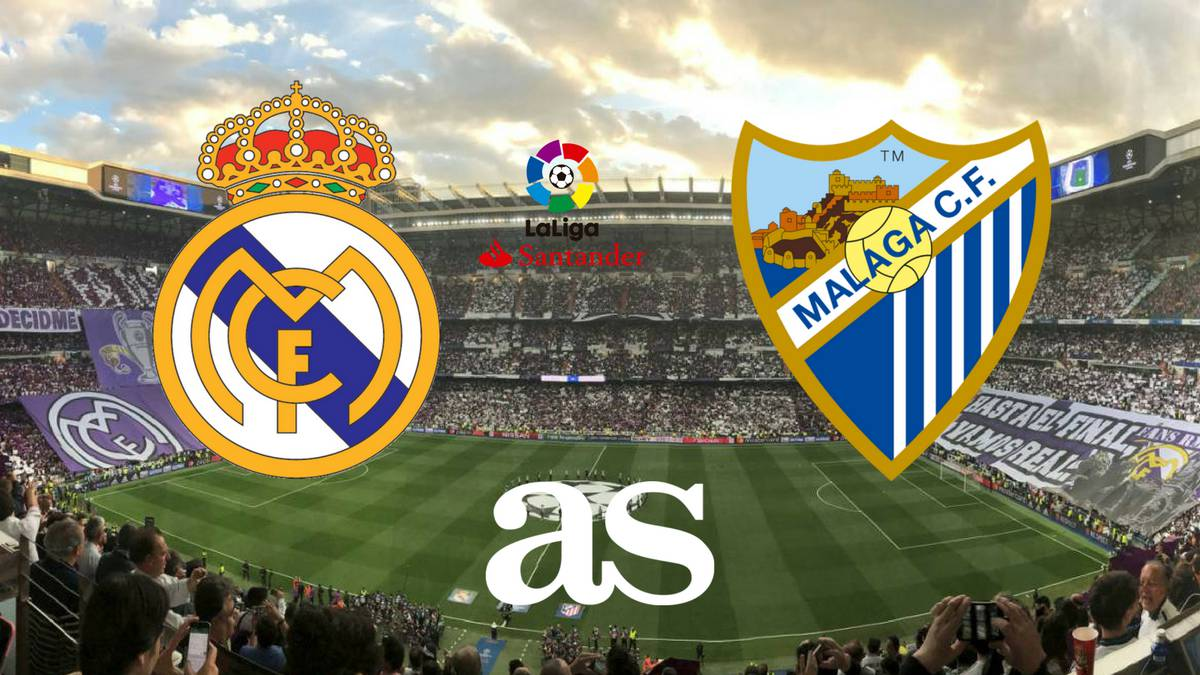Real Madrid Vs Malaga How And Where To Watch Times Tv Online
