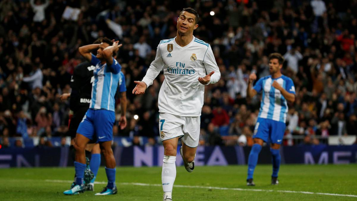 Real Madrid  Goals Action Report