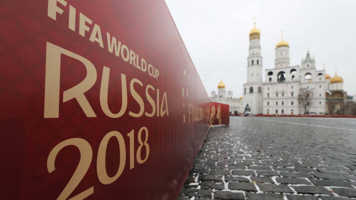 World Cup warning to gay supporters