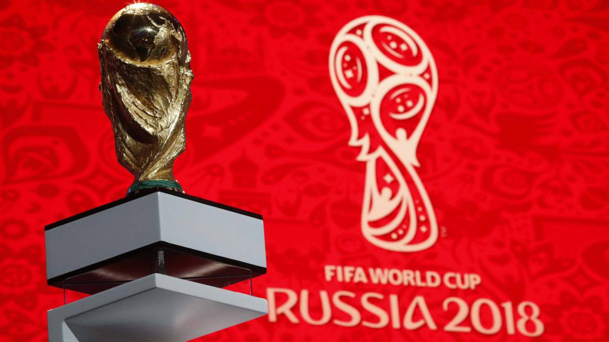 World Cup 2018 Draw Live Online Group Stages As Singapore