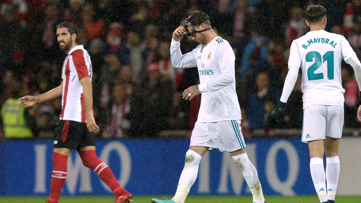 Image result for athletic club 0-0 real madrid