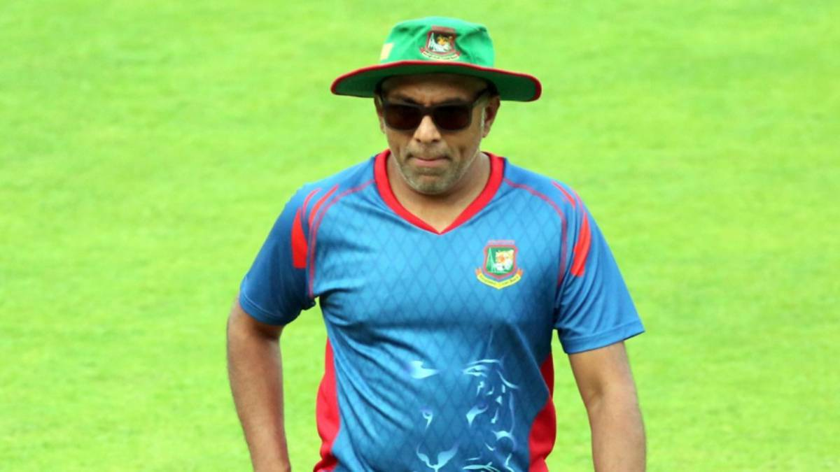 Bangladesh 'mentality' in SA contributed to Hathurusingha exit - BCB head