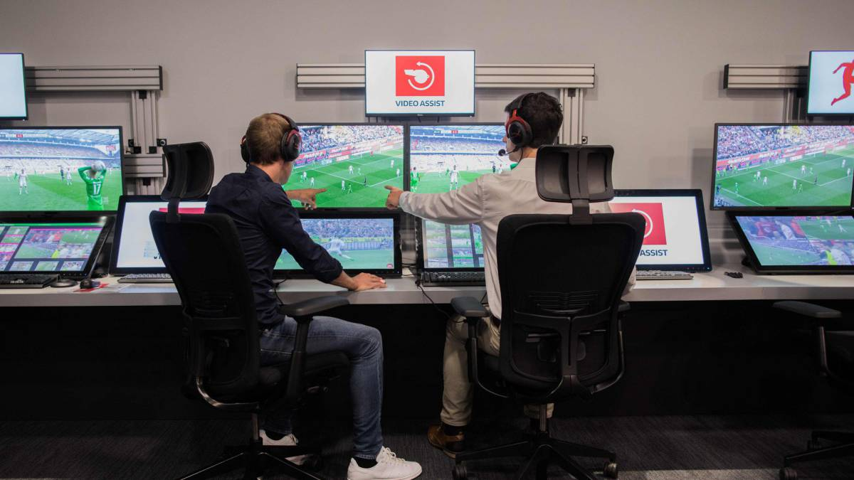 Ligue 1 set for video assistant referees next season
