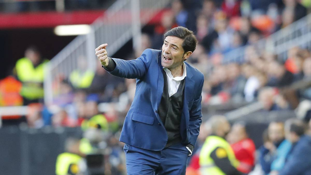 Valencia boss Marcelino Garcia Toral released from hospital after auto accident