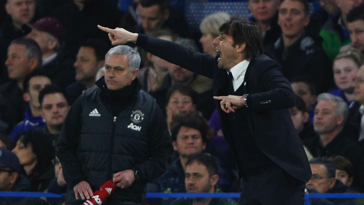 Antonio Conte Hints David Luiz, Others' Chelsea Exit, Denies Chiellini Links