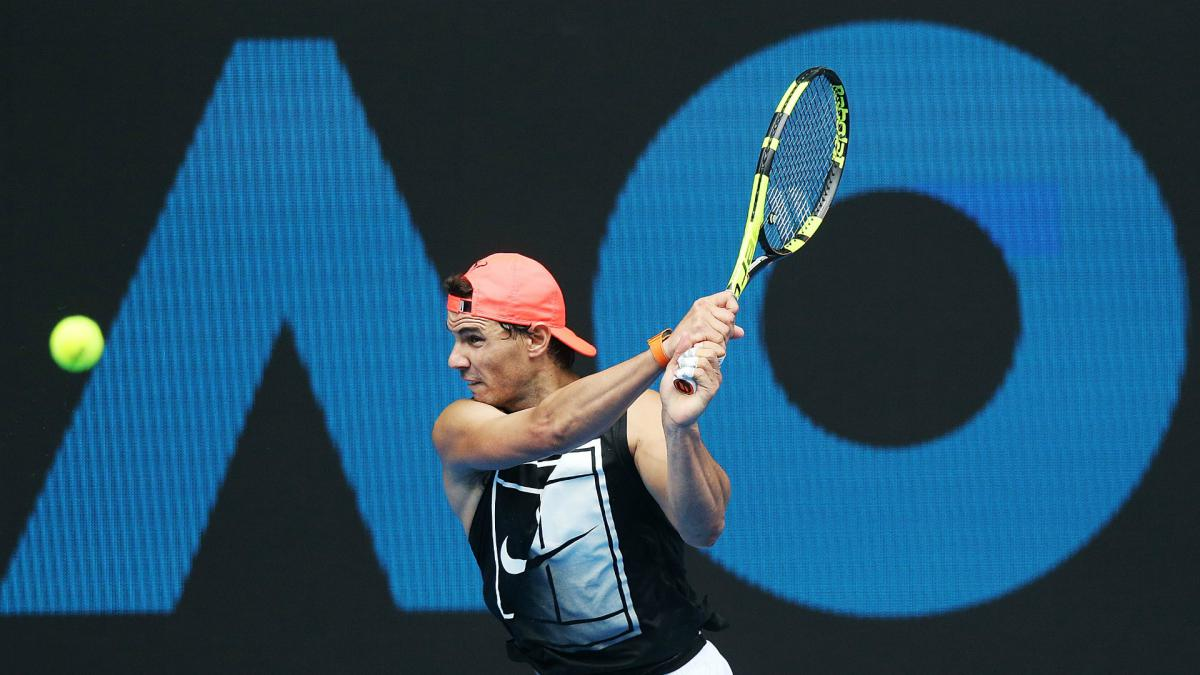 Nadal, Halep named top seeds for Australian Open