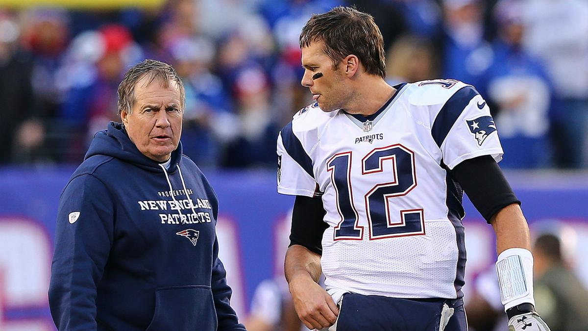 Brady refutes notion of rift within Patriots
