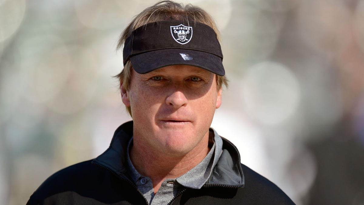 Fans excited about Gruden leading the Raiders