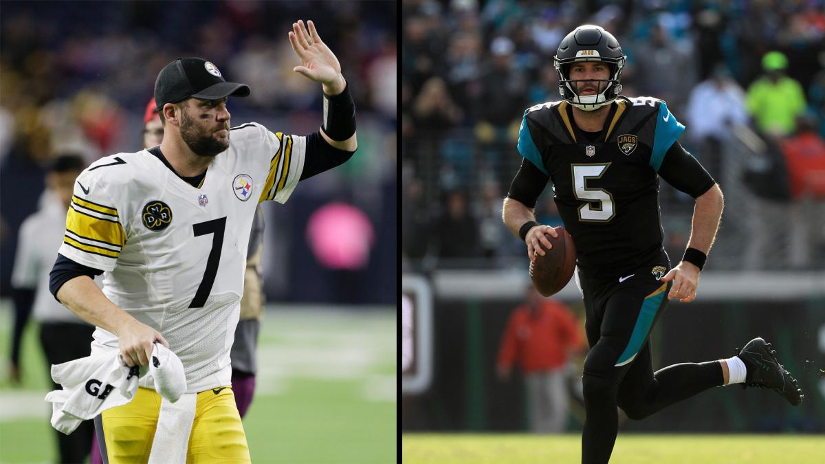 c9dfc38390 2018 NFL Divisional Round  10 fast facts for Steelers v Jaguars - AS.com