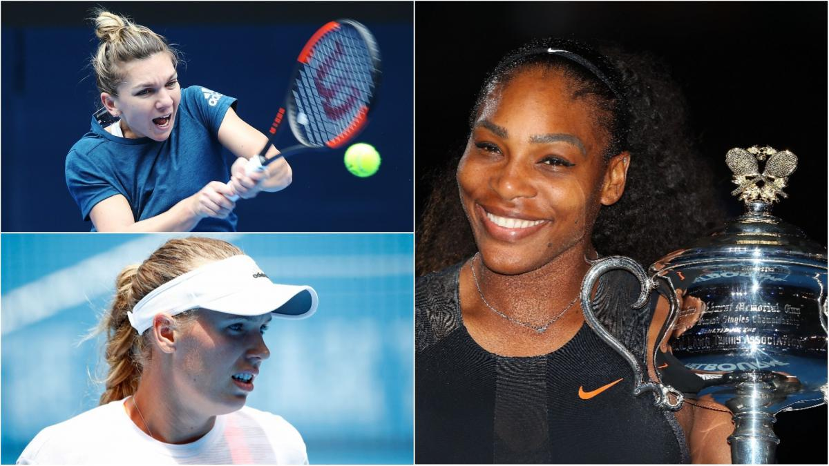 Serena's absence opens the door- Australian Open women's singles in Opta facts