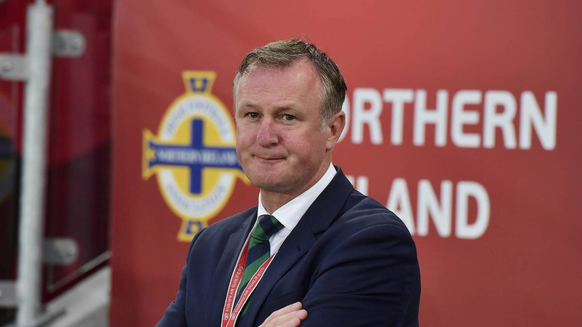 Scots agree price for NI boss Michael: now talks can begin