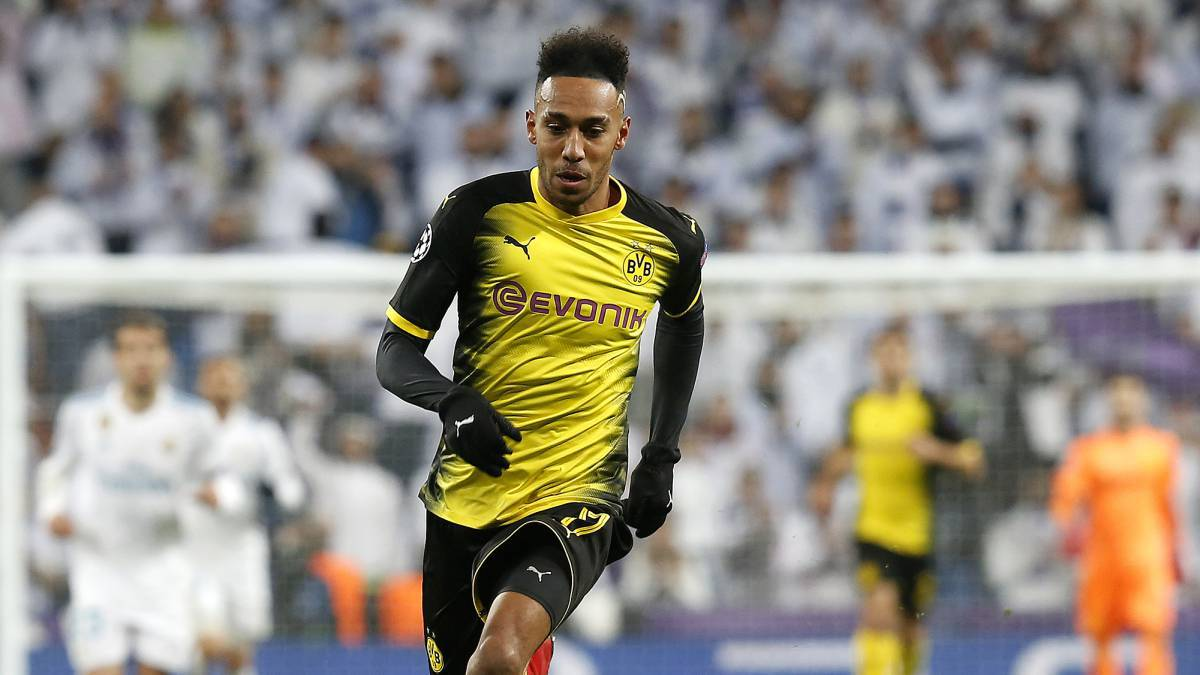 PEA SHOOTER! Wenger set to launch move for Dortmund hitman Aubameyang