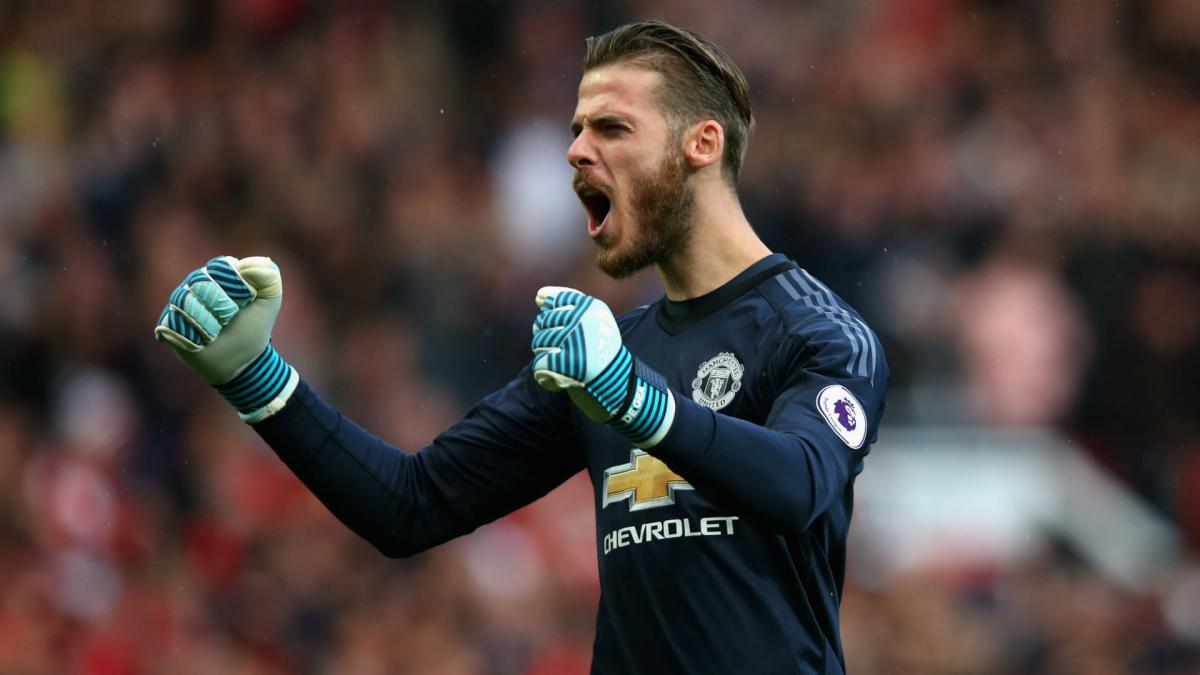 d98113154 David is to keep - Mourinho wants new Man United deal for De Gea