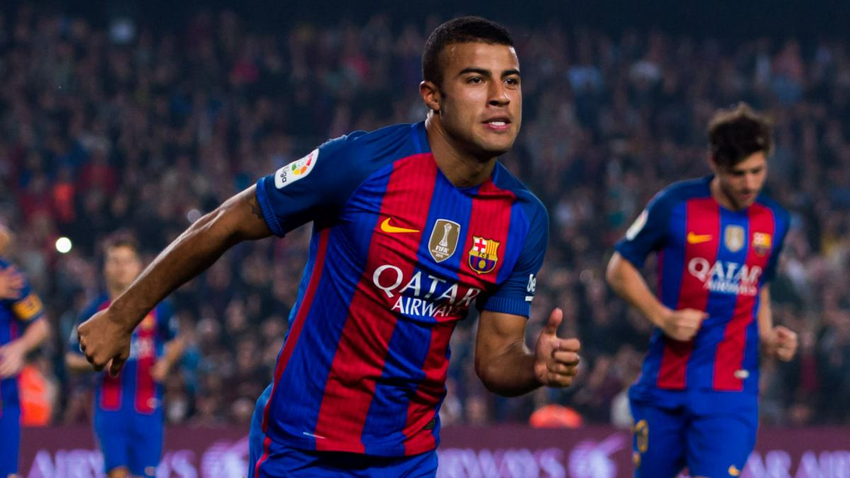 Inter Milan fail in bid to sign Barcelona midfielder Rafinha?