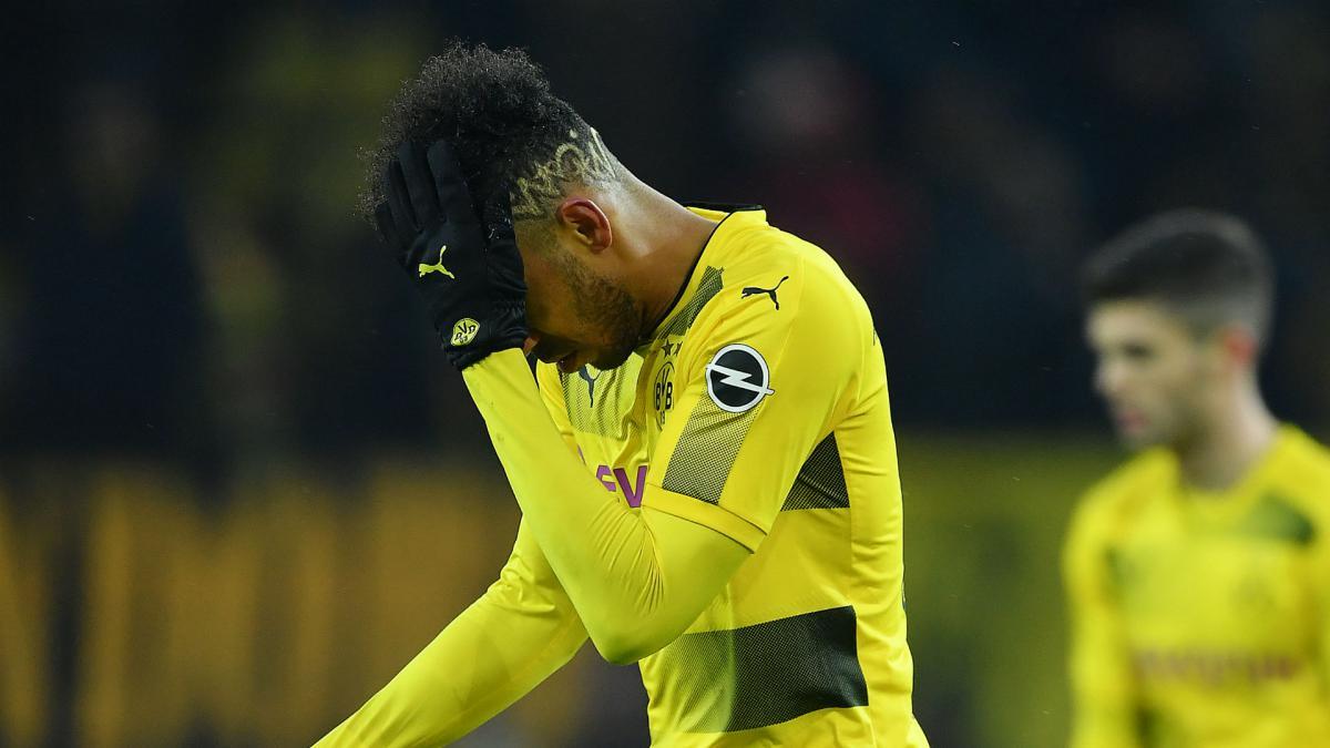Aubameyang to Arsenal not close, says Wenger