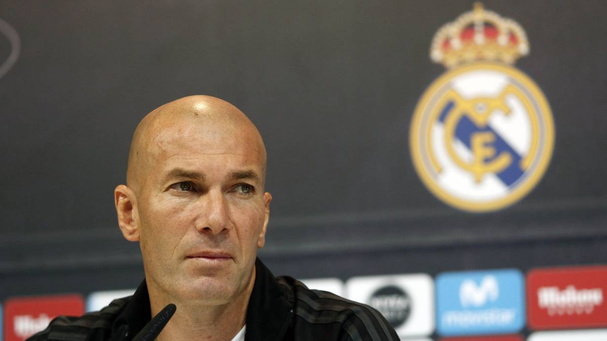 Zidane fuels Neymar to Madrid speculation