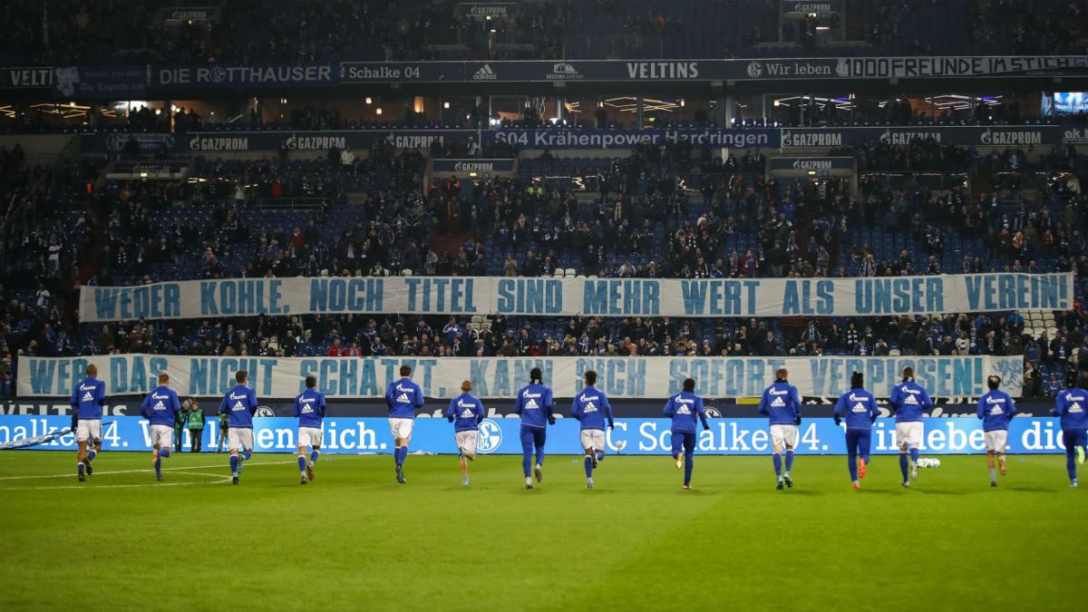 Schalke chairman warns Goretzka could sit out the season