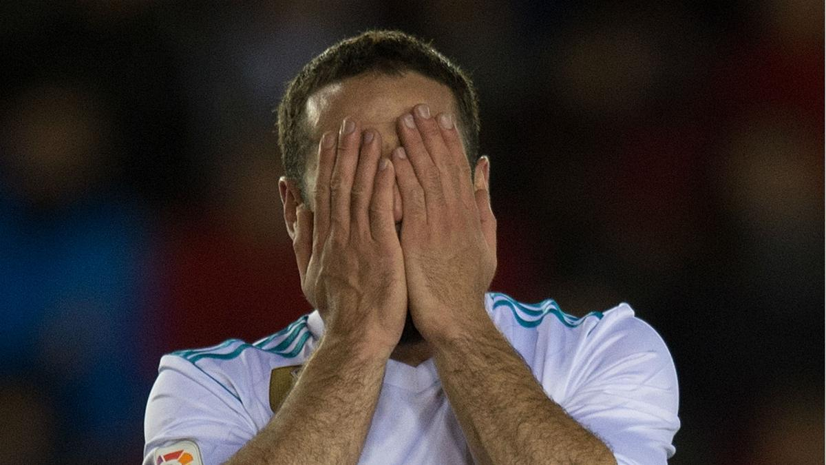 Real Madrid out of Copa del Rey