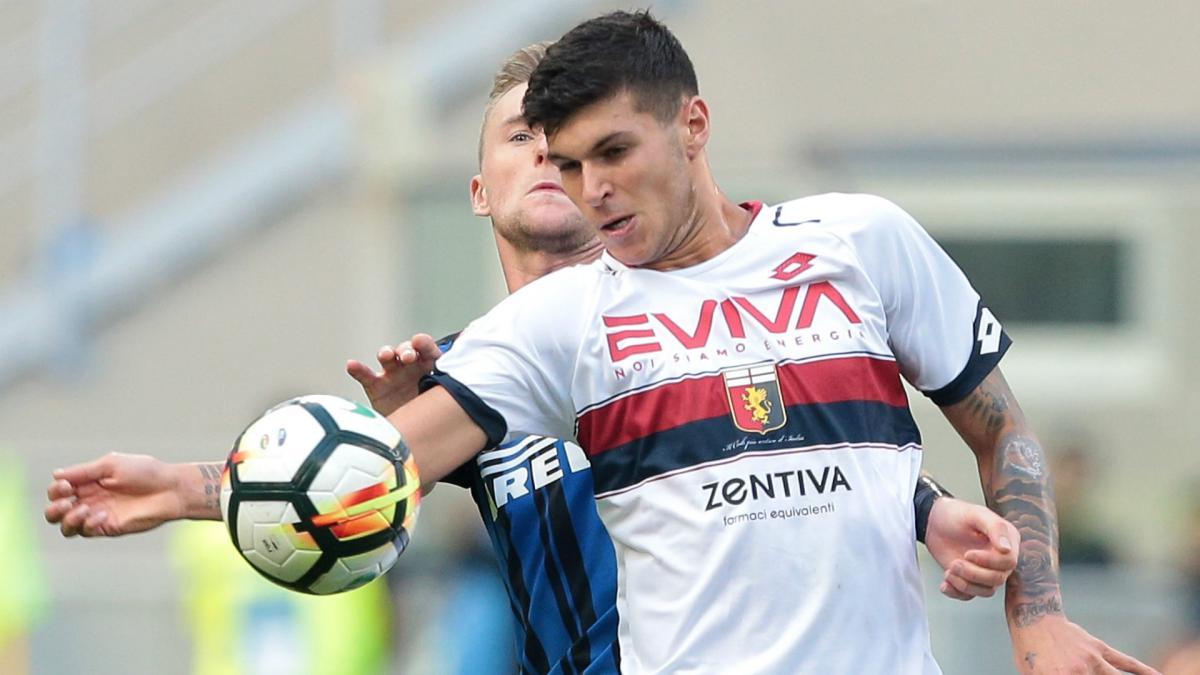 Monaco sign teenage striker from Genoa — Pietro Pellegri