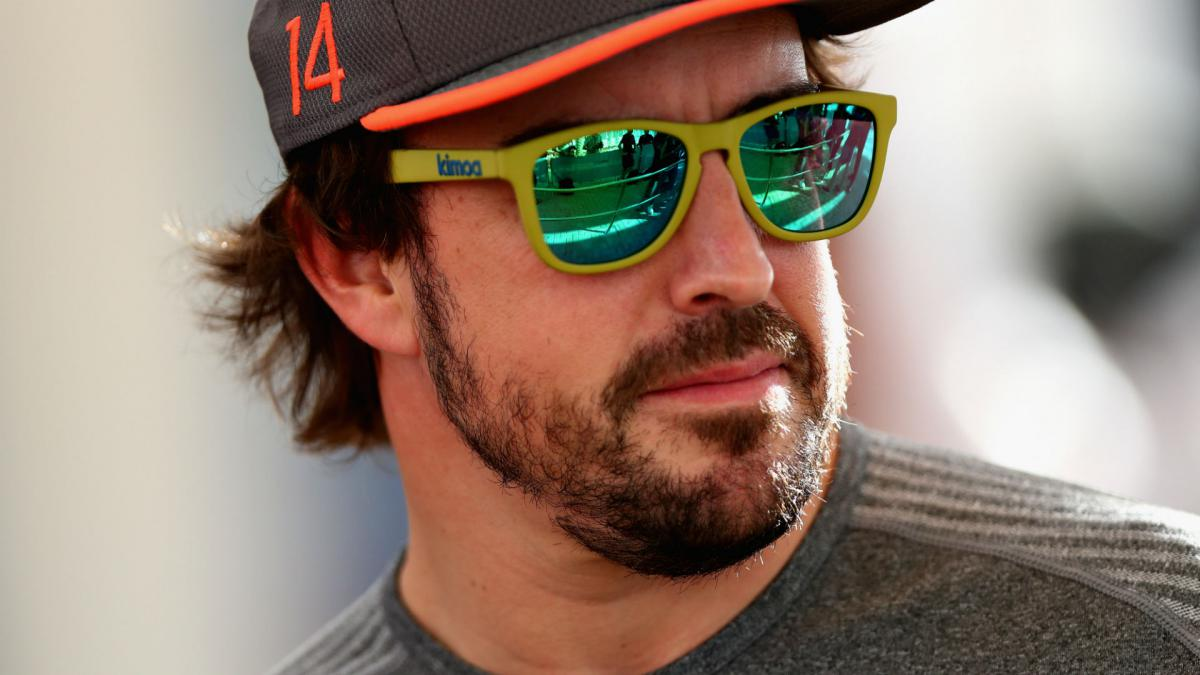 Alonso finishes P38 at Daytona 24 Hours