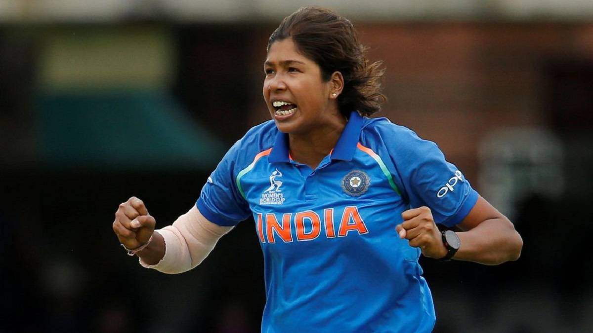 Jhulan Goswami first woman to reach 200 ODI wickets
