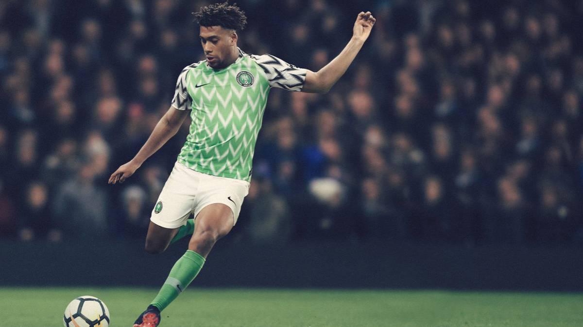 Nigeria Releases Gorgeous Line Of World Cup Jerseys & Sportswear