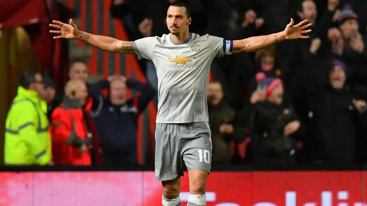 Zlatan nears return as Man Utd vow to keep fighting