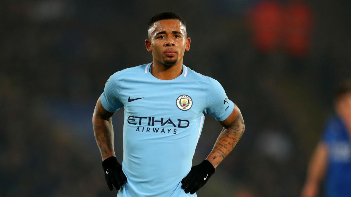 Gabriel Jesus confident of returning strong after knee injury