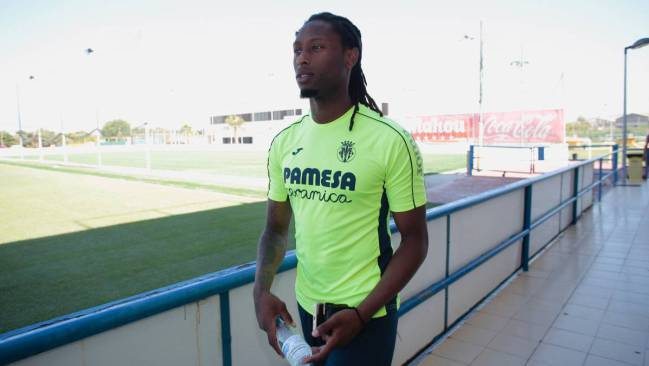 Villarreal's Semedo arrested for assault