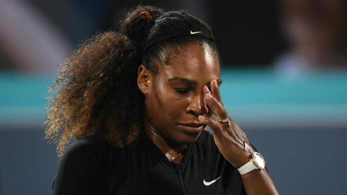 Serena Williams says she nearly died during 6 days after giving birth