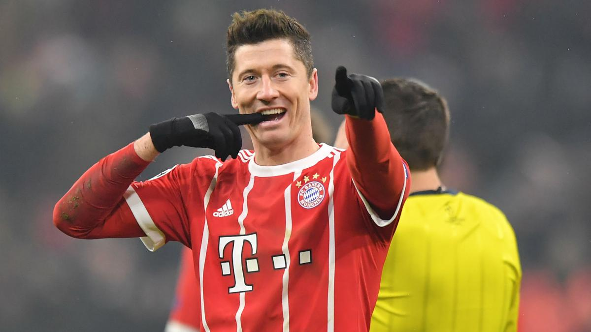 Lewandowski: Agent change nothing to do with 'funny' Real Madrid talk