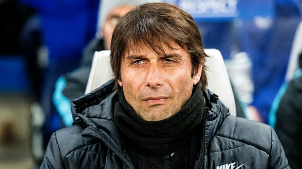 Conte 'first choice for Italy coaching job'