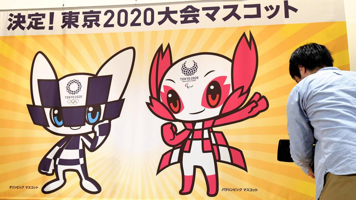 Doe-eyed superhero chosen by kids as 2020 Tokyo Olympic mascot