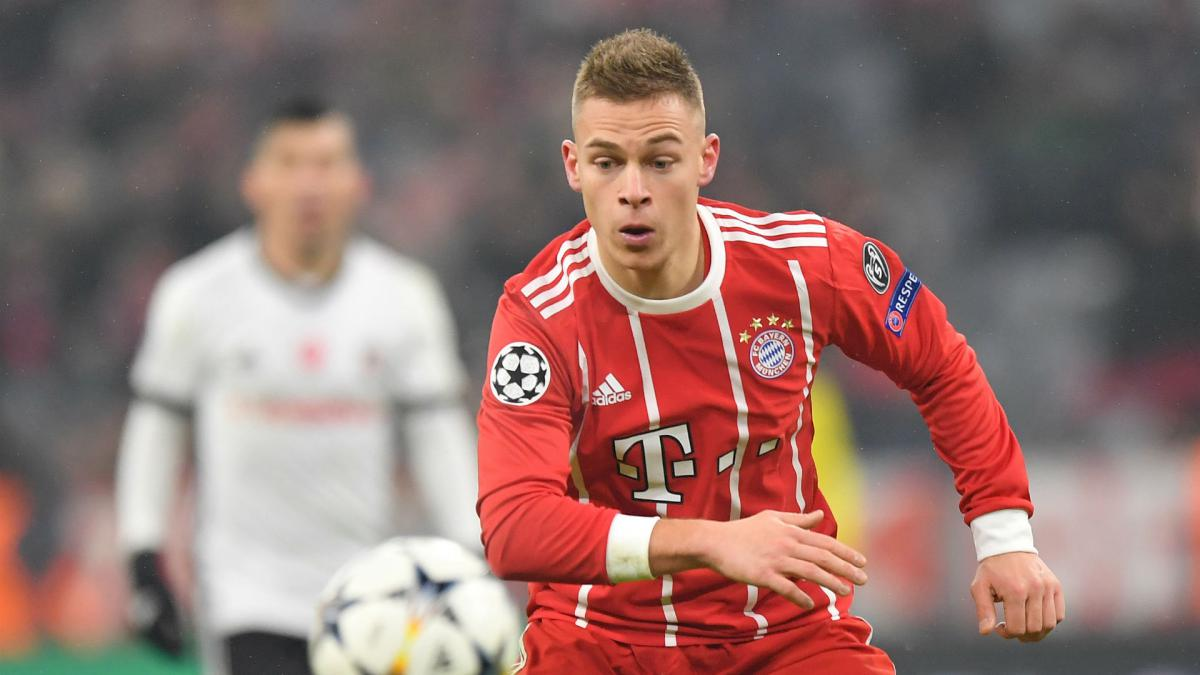 Bayern Munich extends Joshua Kimmich contract to 2023