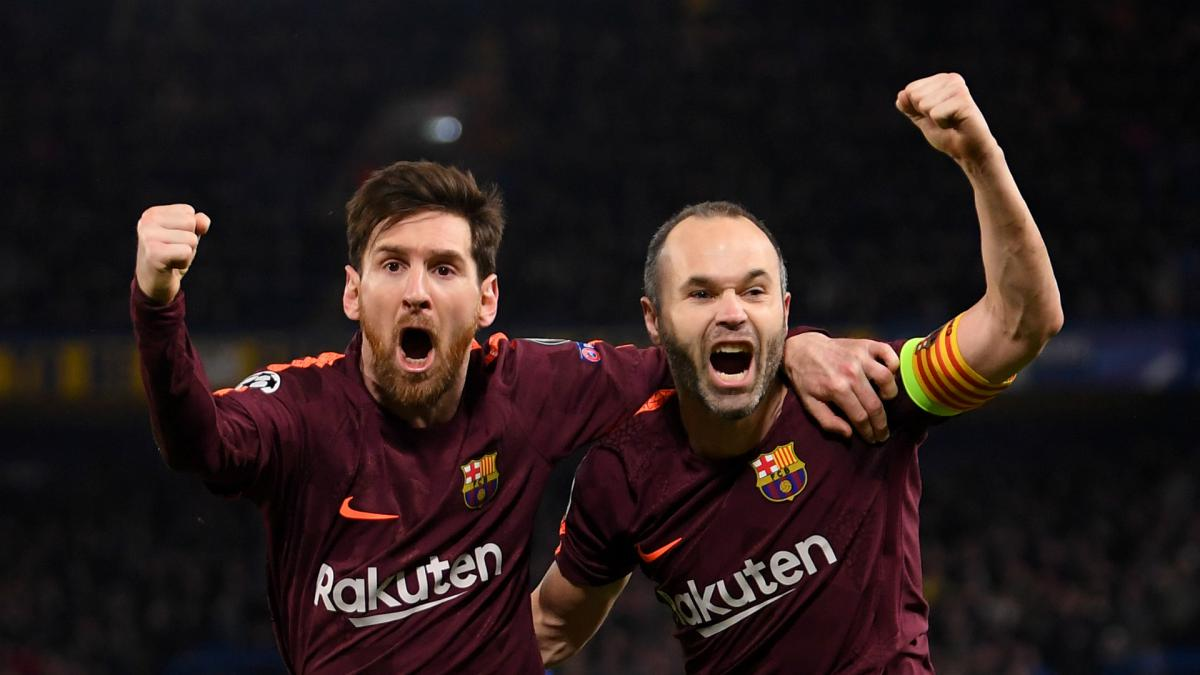 Iniesta and messi back in barcelona squad as iniesta and messi back in barcelona squad voltagebd Image collections