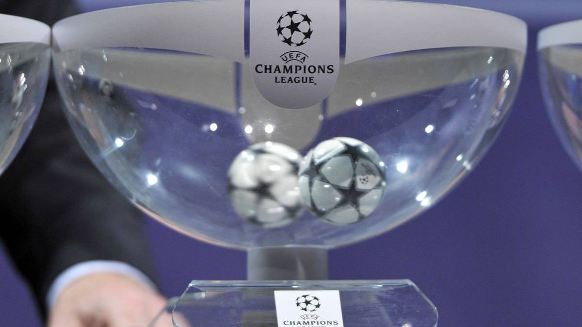 Champions League quarter-final draw: All you need to know
