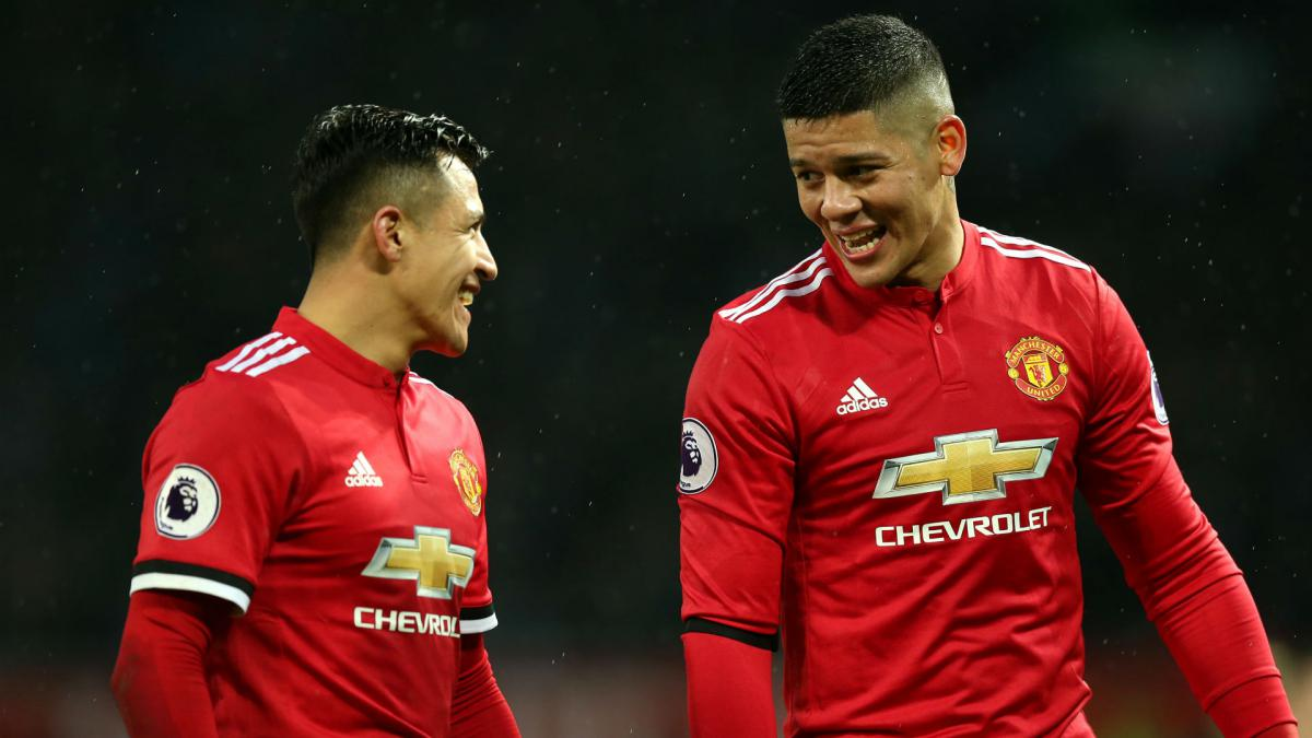 Marcos Rojo signs new United contract